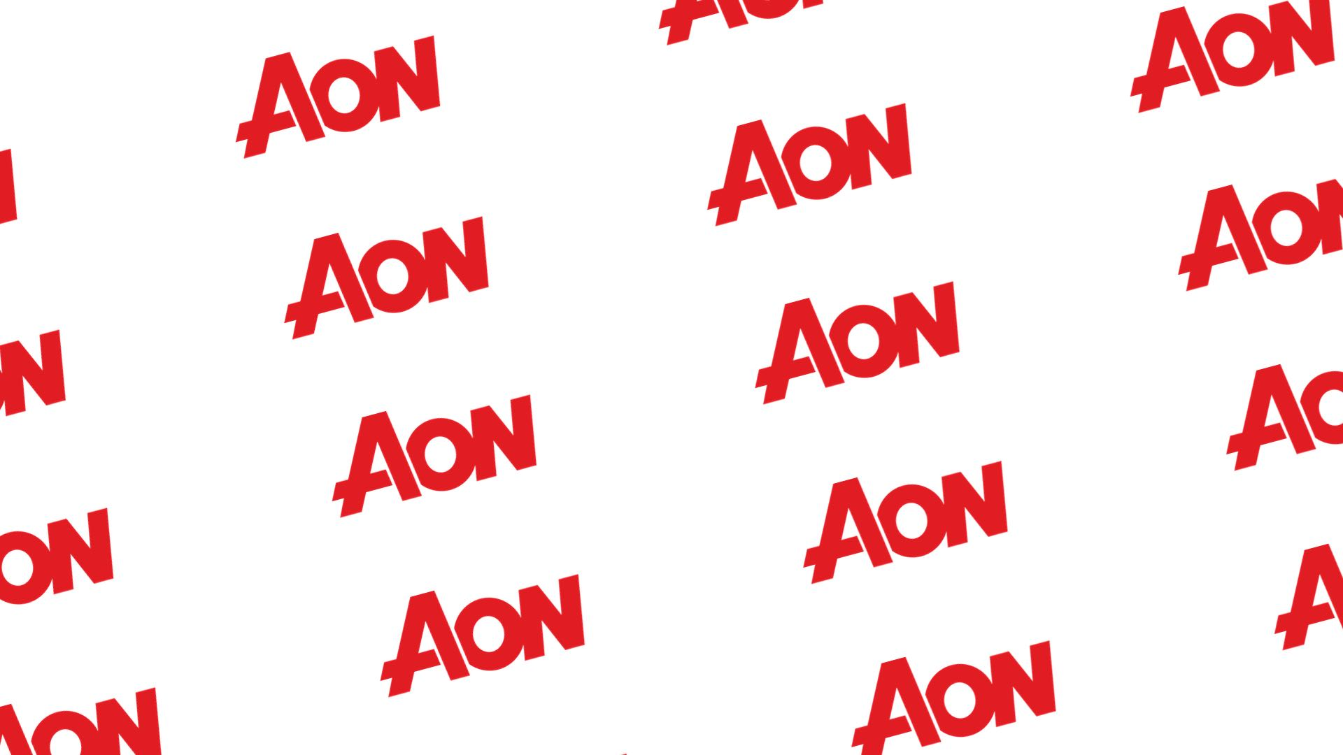 Aon parter portal background