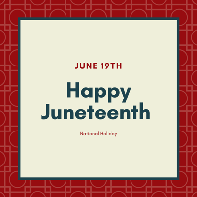 Juneteenth, a holiday celebrating the end of Slavery in the US, is now officially recognized in Massachusetts.