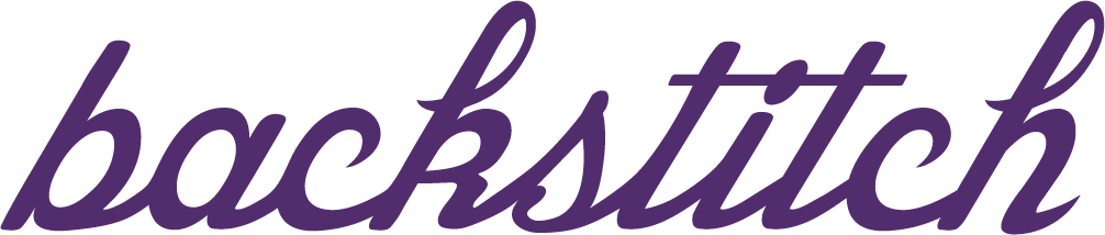 backstitch logo