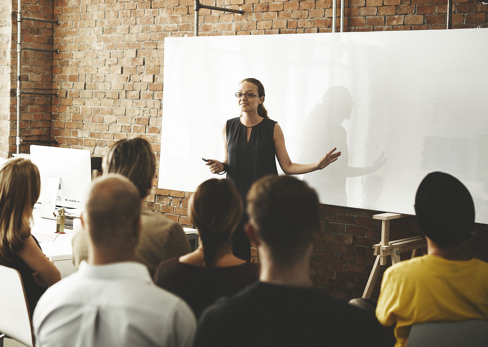 Training Sessions can improve employee performance