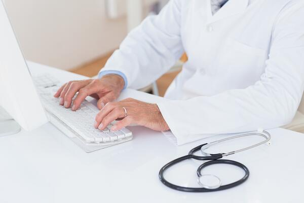 Have your doctors or administrative staff guest write sections of your employee newsletter.