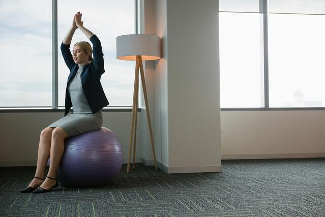 Wellness programs can improve an employee's physical and mental health.