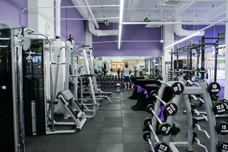 Company On-Site Gym Facility