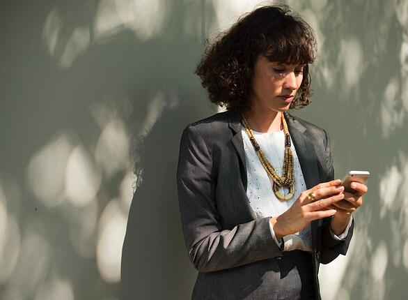 Many companies now offer BYOD, where employees are allowed to utilize their own personal devices for work. Flip that model around, and increase flexibility by allowing your employees to access internal communications outside the office.