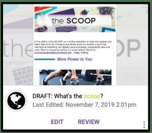 the Scoop-1