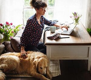 woman_working_with_dog